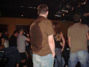 Повышенная потливость спины