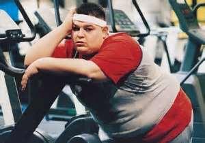 Физические нагрузки при ожирении