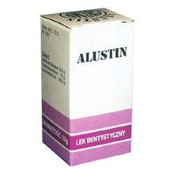 Алустин -  квасцы против потливости