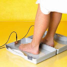 Ионофорез при гиперпотливости ног