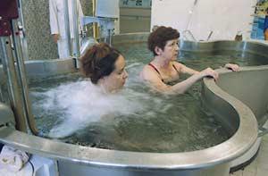 Санаторное лечение повышенной потливости