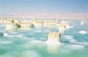 Исцеление от гиперпотливости на Мертвом море