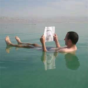 Лечение гиперпотливости на Мертвом море