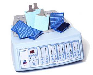 Проведение ионофореза с комбинированным устройством Jono-X-Mixage Active Line