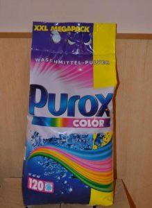 Стиральный порошок Purox Color