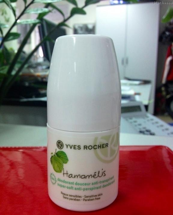 Дезодорант Yves Rocher без солей алюминия