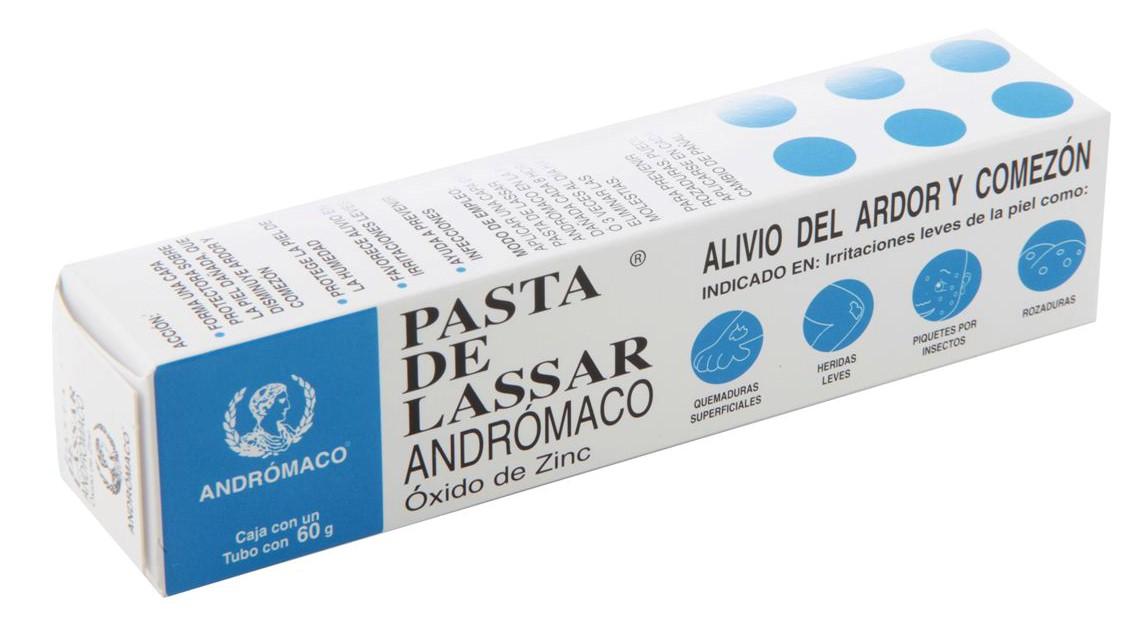 Паста Лассара — отличное средство против кожных высыпаний
