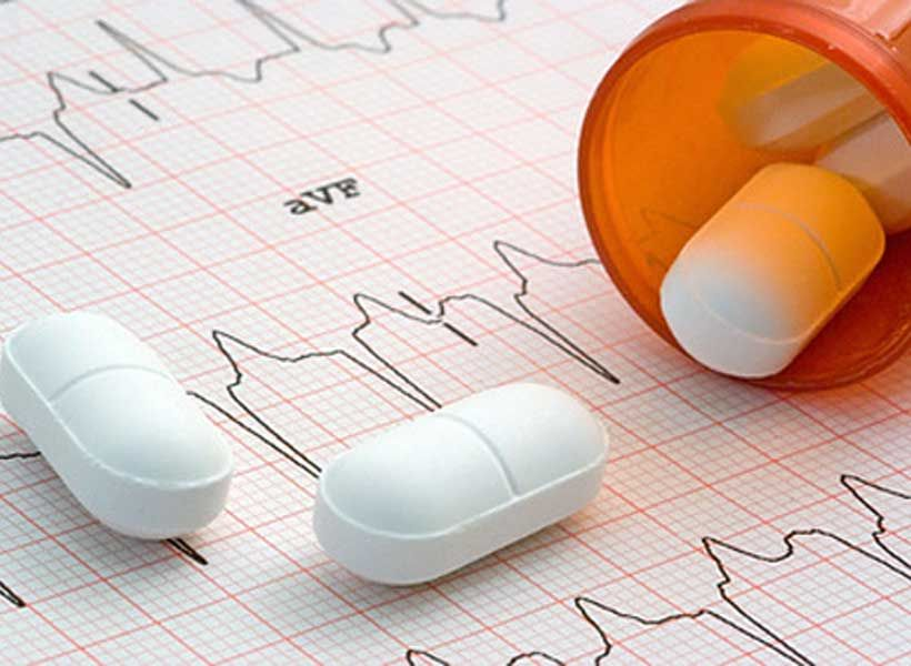 Приём лекарственных препаратов группы холиноблокаторы