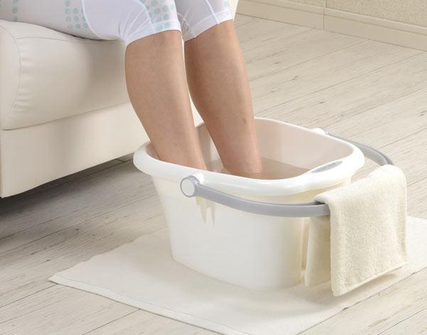Лечение грибка ванночками