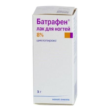 Лак Батрафен