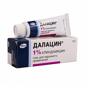 1% Клиндамицин