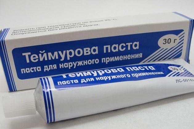 Теймурова паста: для чего применять, какие отзывы, цена