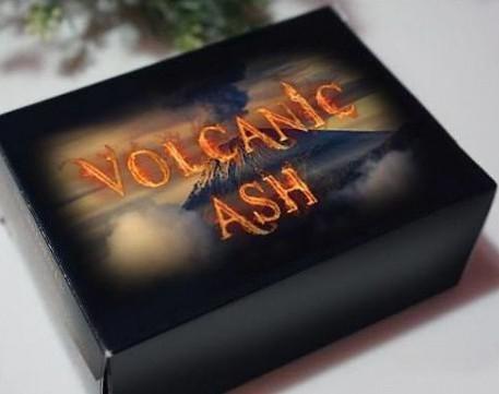 Мыло на основе пепла вулкана