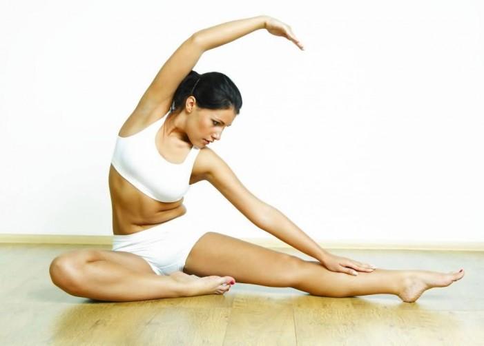 Йога при повышенной потливости