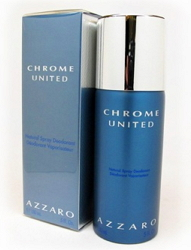 Дезодорант Azzaro Chrome United